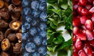 12 Alimentos Antienvejecimiento Para Incorporar a Tu Dieta Después De Los 40