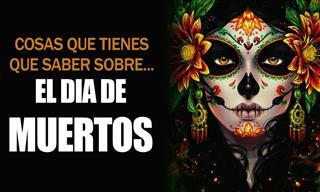 Día De Muertos: Una Tradición Prehispánica De México