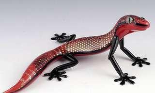 Las Esculturas De Vidrio De Scott Bisson