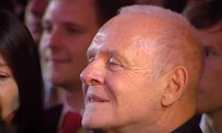 Rieu Interpreta Un Vals Compuesto por Anthony Hopkins