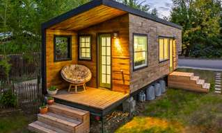 Excelentes Ejemplos De Casas Miniatura
