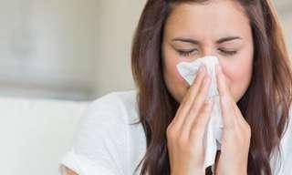 9 Formas Naturales De Tratar La Rinitis