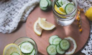 Prepara Esta Bebida Con 4 Ingredientes Para Eliminar Barriga