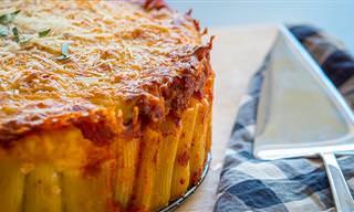 Receta Del Día: Prueba Este Delicioso Rigatoni Al Horno