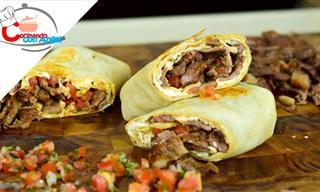 Los Mejores Burritos De Carne Asada