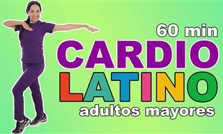 Ejercicios Cardio Con Ritmos Latinos Para La Tercera Edad