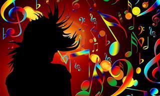 ¿Eres Capaz De Averiguar El Título De Estas Canciones?