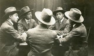 Fotografías Que Datan De Fines Del Siglo XIX