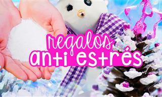 Cómo Hacer Regalos De Navidad Antiestrés Caseros