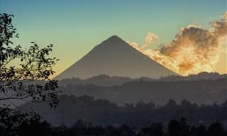 Las 10 Erupciones Volcánicas Más Grandes De La Historia