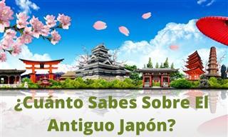 Test: ¿Cuánto Sabes Sobre El Antiguo Japón?