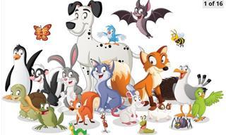 QUIZ: ¿Demuestra Cuánto Sabes Sobre Los Animales?