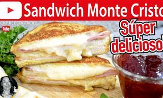 Para Estos Días En Casa Prepara Un Sandwich Monte Cristo