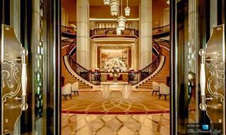 24 Hoteles De Lujo Del Medio Oriente