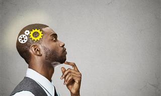 Este Test De Manchas Revelará Tu Porcentaje Lógico y Emocional