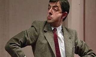 Mr Bean y Los Pantalones Perdidos
