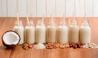 Las Mejores Leches Vegetales Para Combinar Con Café y Comidas