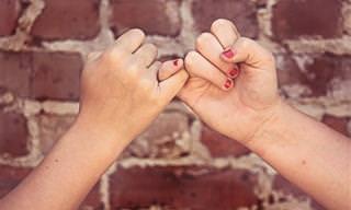Lo Que Tu Dedo Meñique Dice Sobre Tu Personalidad