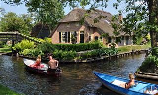 Giethoorn: La Venecia de Los Países Bajos