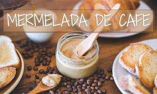 Prepara Una Dulce y Deliciosa Mermelada De Café