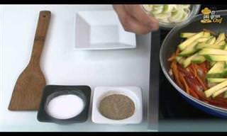 ¡Aprende a Realizar Un Delicioso Chop Suey De Pollo!
