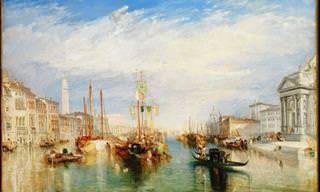 Los Cuadros Más Famosos De J.M.W. Turner