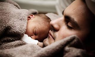 ¡Ser Padre En Maravilloso! 13 Abrazos Que Lo Demuestran