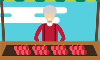 ¿Conoces El Chiste Del Viejo Rico y Sus Manzanas?