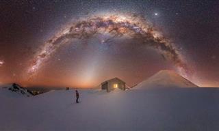 14 Impresionantes Fotografías Que Capturan La Belleza De La Vía Láctea