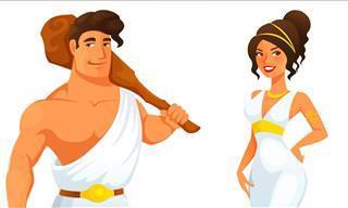 """""""Por Los Dioses Del Olimpo"""". Paseo Por La Antigua Grecia"""
