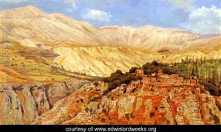 Viaja al Año 1800 Con Estas Hermosas Pinturas
