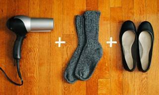 Mantén Tu Ropa y Zapatos En Buen Estado Con Estos Consejos
