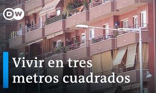 España: Viviendas Colmena Por Necesidad