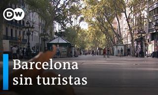 Así Se Ve Barcelona Sin Turistas Por El Coronavirus