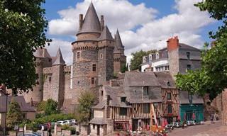 10 Magníficas Construcciones De Castillos En Francia