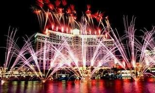 Las Espectaculares Celebraciones Del Año Nuevo