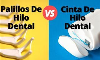¿Son Los Palillos De Hilo Dental Mejores Que El Hilo Dental Regular?