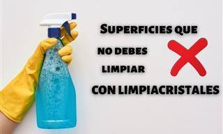 No Uses El Limpiacristales En Estas 5 Superficies