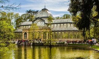 12 Lugares Recomendados Para Visitar En Madrid