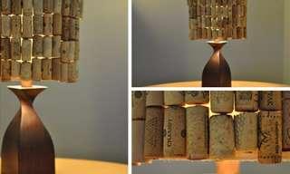 Excelentes Ideas Para Reciclar Corchos