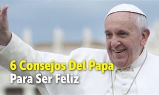 El Papa Francisco Te Da Las Claves De La Felicidad