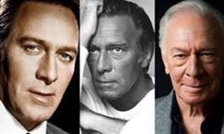 Observa La Evolución De Estos Actores Con El Paso Del Tiempo