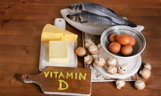 10 Alimentos Para Suplir Tu Falta De Vitamina D