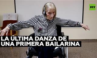 Mujer Con Alzheimer Baila De Nuevo El Lago De Los Cisnes