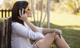 Las Mejores Canciones Para Reducir El Estrés