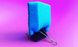 20 Usos Sorprendentes De Las Esponjas