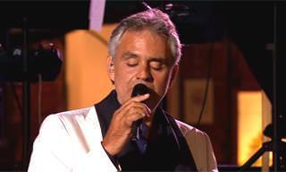 Andrea Bocelli Quiere Darte Una Sorpresa...