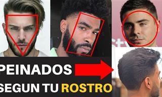 Los Mejores Peinados Para Hombre Según El Tipo Rostro