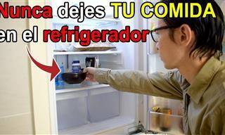 Evita Almacenar Estos Alimentos En Tu Refrigerador
