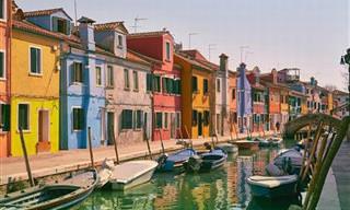 Burano: La Isla Más Colorida De Italia